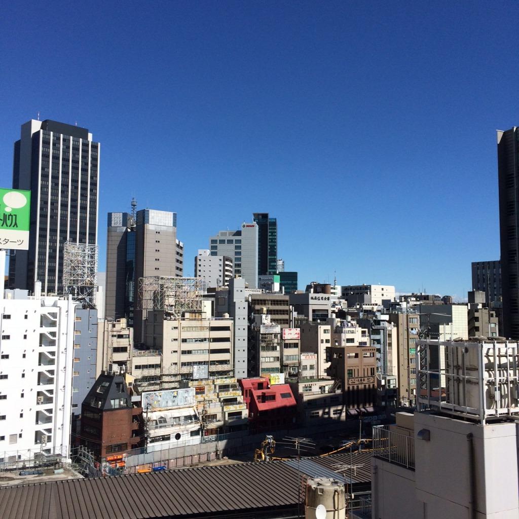 渋谷のソラ