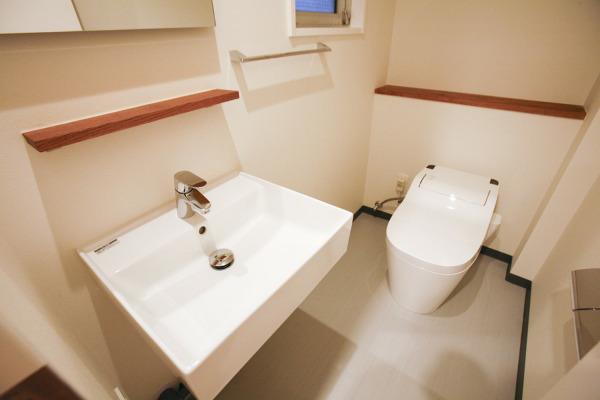 トイレ…大事です。
