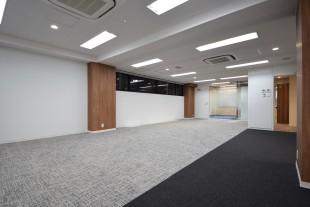 日本橋箱崎町。T-CATそばのリニューアルオフィス