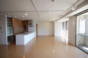 目黒、マンション最上階のコンフォートオフィス