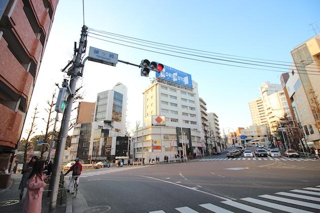 【募集終了】代官山・恵比寿・中目黒。鎗ヶ崎交差点徒歩2分のワンフロアオフィス。
