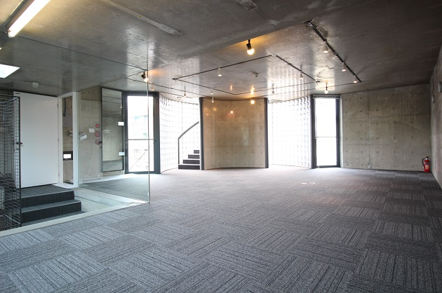 【募集終了】駒場。1棟貸、400㎡超のデザイナーズオフィス。