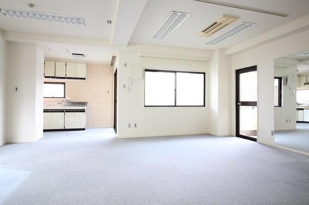 渋谷・原宿駅徒歩10分。閑静な街のオアシスのようなオフィス
