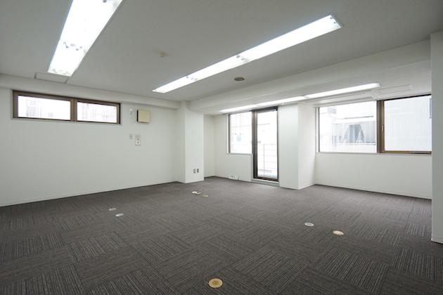 渋谷・青山。コストパフォーマンスに優れた無駄のないオフィス。