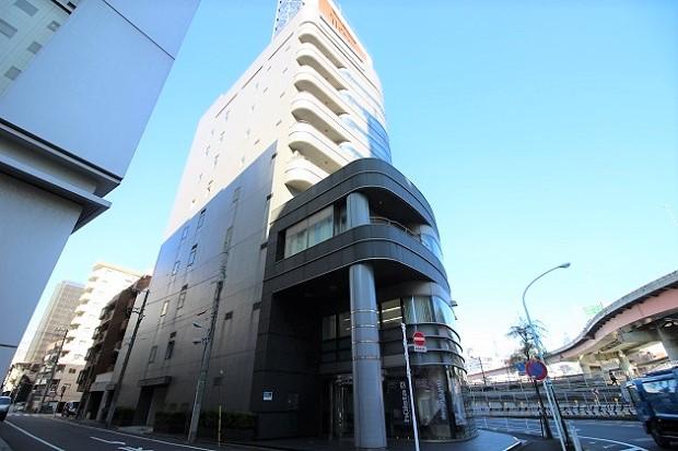 【募集終了】「浜町」駅徒歩3分、大型エレベータ付き広々オフィス。