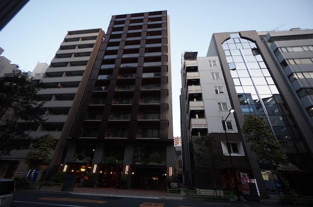 八丁堀、アクセス良好の新築デザイナーズSOHO<p>[中央区/23万/45㎡]