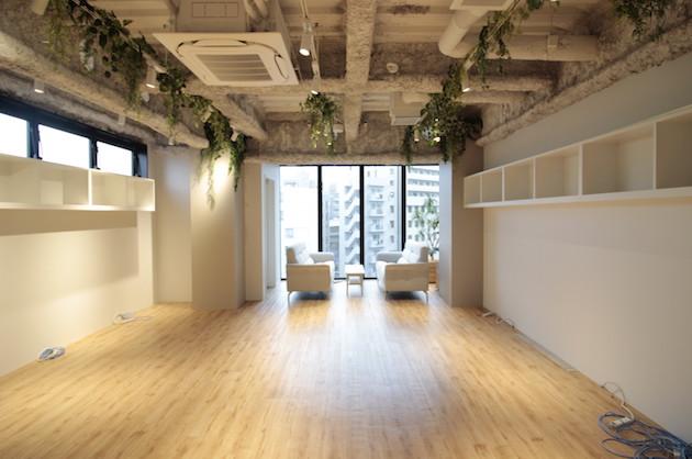板橋区役所前、会議室付の築浅居抜きオフィス<p>[板橋区/57万/118㎡]